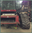 Agricultural Machinery Repair & Rebuilding