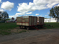 Custom Cabbage Wagons