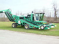 Custom Self-Propelled Harvesters for the Agricultural Industry