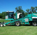 Custom Self-Propelled Two Bed Harvesters for the Agricultural Industry