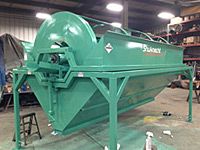 High Capacity Grain Cleaner