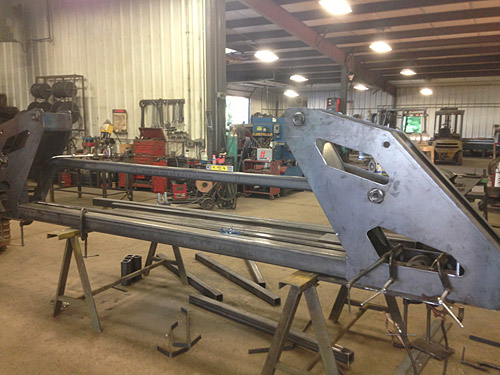 Metal Fabrication Services Buffalo Rochester Syracuse