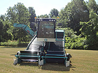 Self-Propelled Two Bed Harvesters