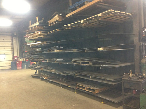 Steel Inventory Amp Distribution Batavia Rochester