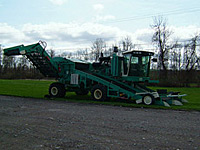 SP-160 Custom Self-Propelled Harvesters for the Agricultural Industry