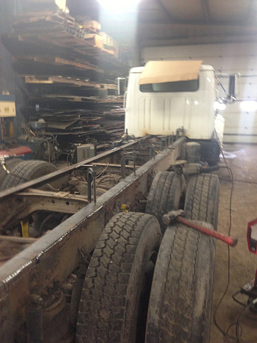 Agricultural Machinery Repair & Rebuilding - Buffalo, Rochester ...