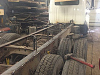 Truck Frame Repair for the Agricultural Industry