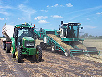 Two Bed Harvesters